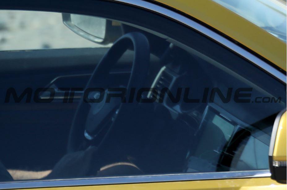 Volkswagen CrossBlue - Foto spia 17-08-2016