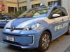 Volkswagen e-Up - Polizia di Milano