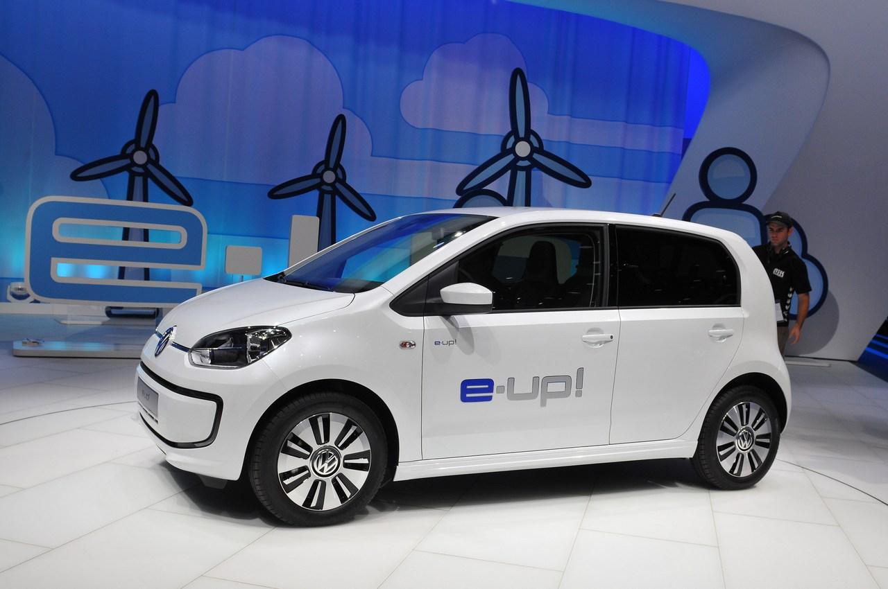 Volkswagen e-Up! - Salone di Francoforte 2013