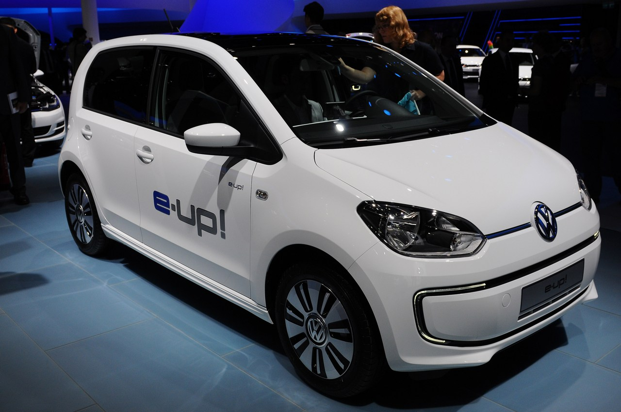 Volkswagen e-Up! - Salone di Francoforte 2013