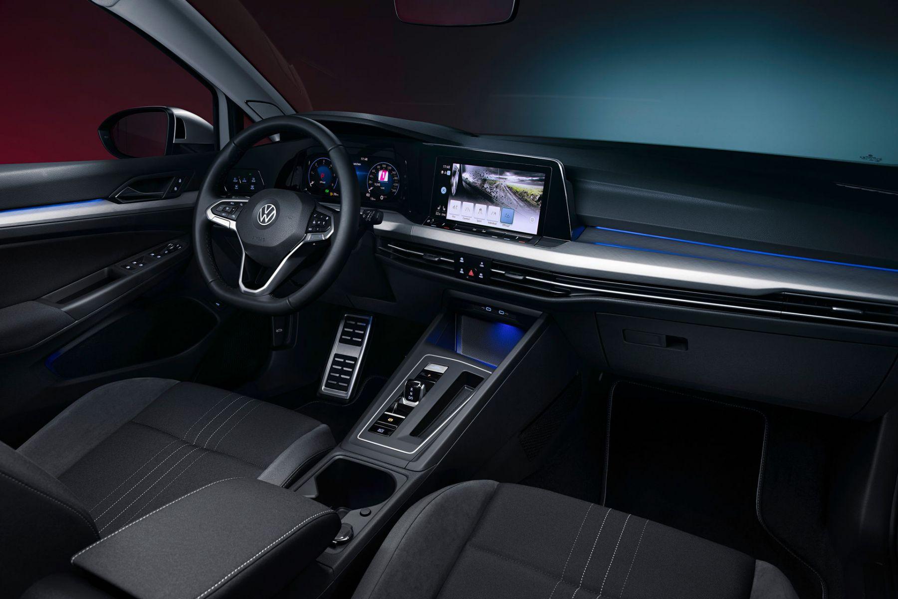 Volkswagen Golf 8 Variant e Alltrack