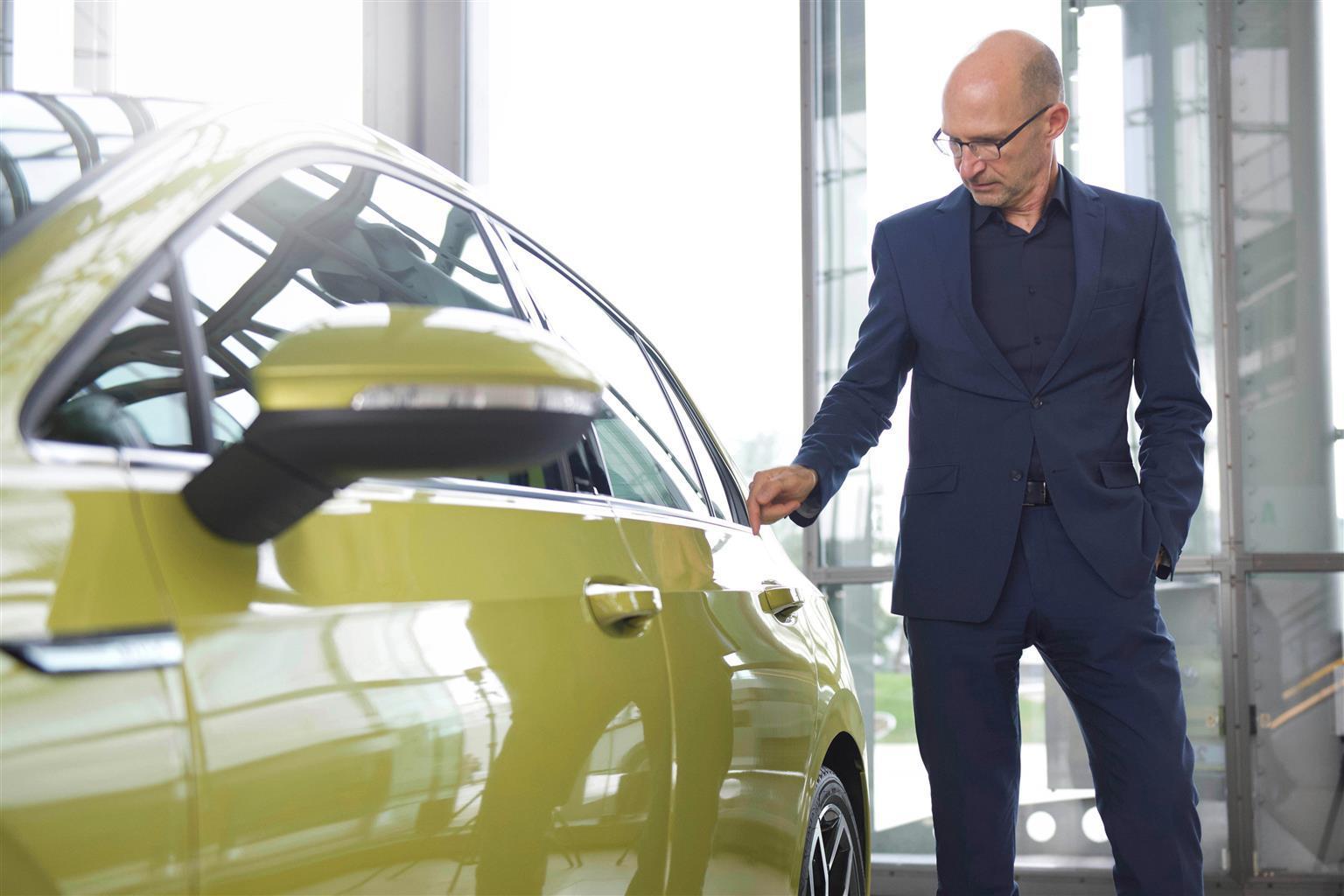 Volkswagen Golf - Design