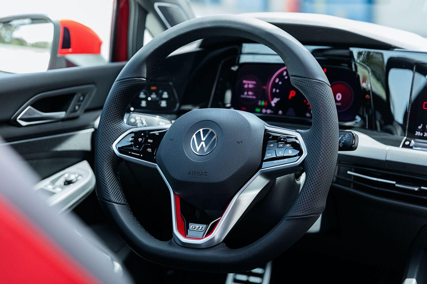 Volkswagen Golf GTI 2020 - Foto ufficiali