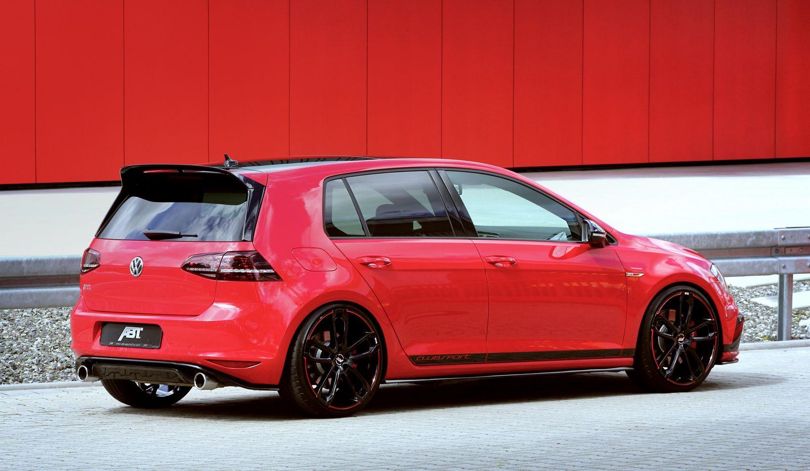 Volkswagen Golf GTI Clubsport by ABT Sportsline