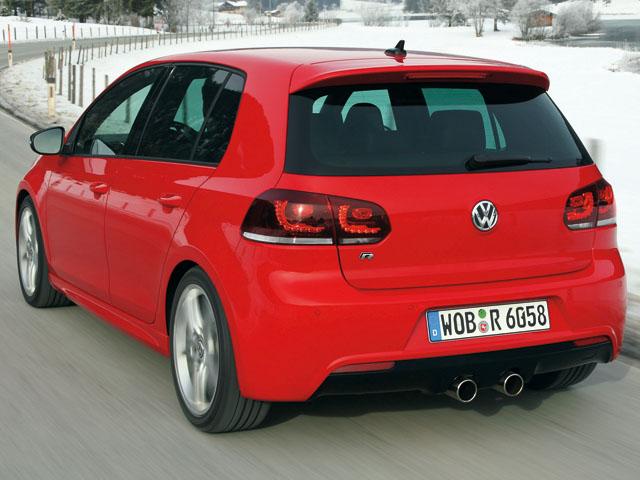 Volkswagen Golf R 2013