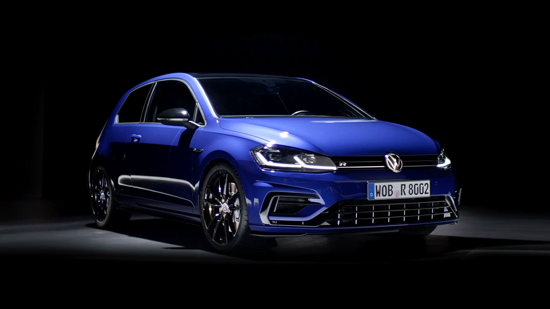 Volkswagen Golf R Performance Package