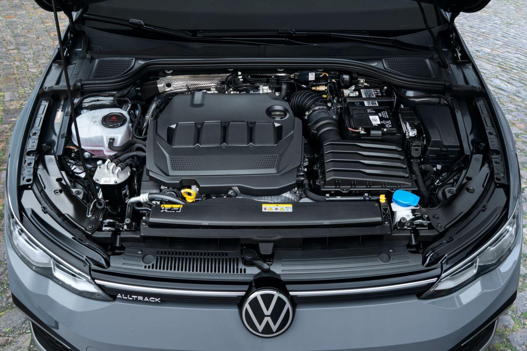 Volkswagen Golf Variant e Alltrack 2021