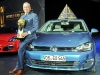 Volkswagen Golf VII World Car of the Year - Salone di New York 2013