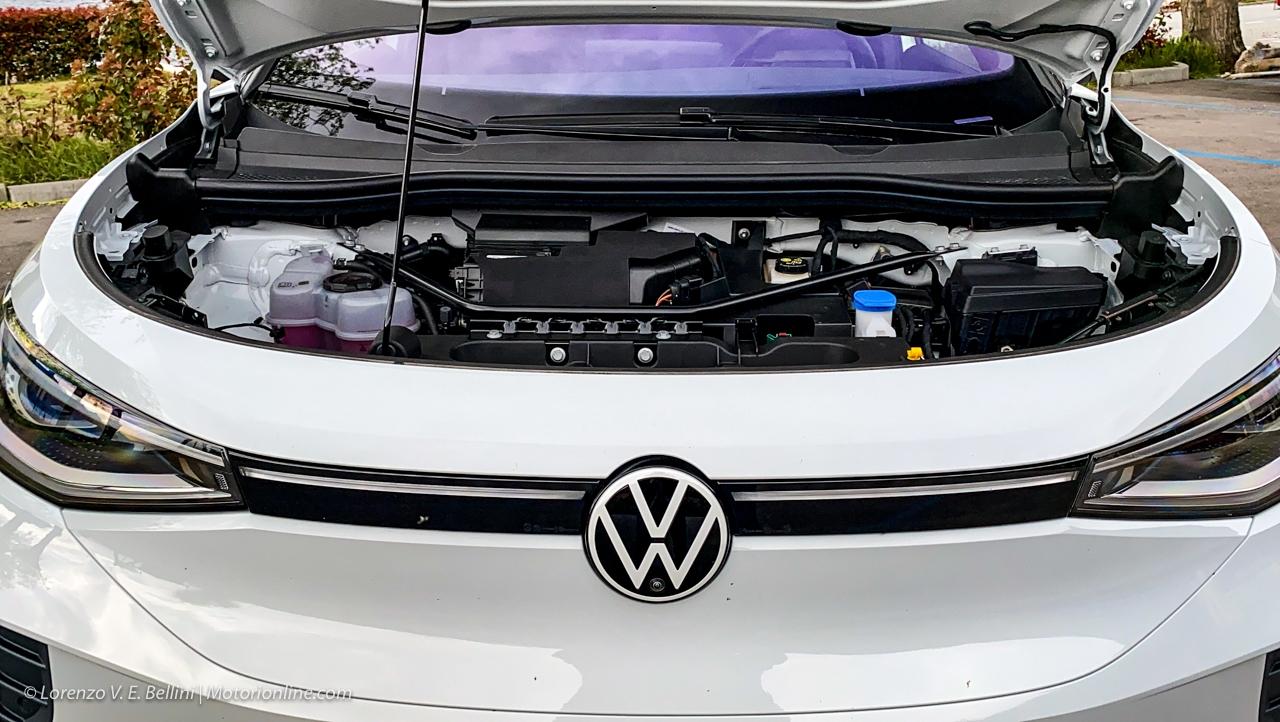 Volkswagen ID 4 - Primo contatto