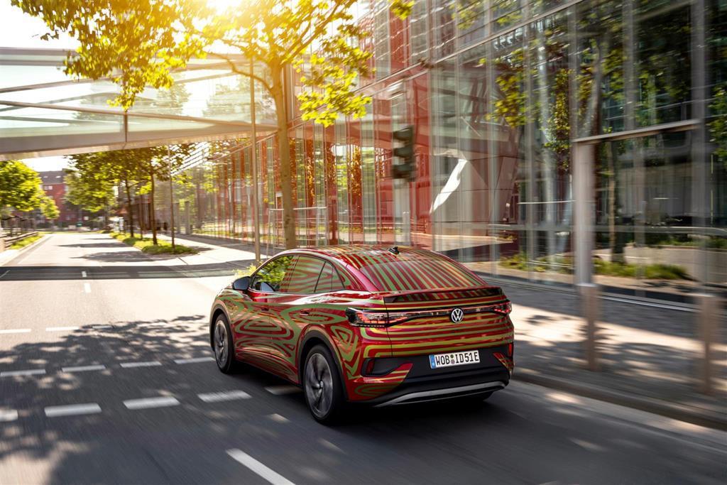 Volkswagen ID 5 GTX Concept
