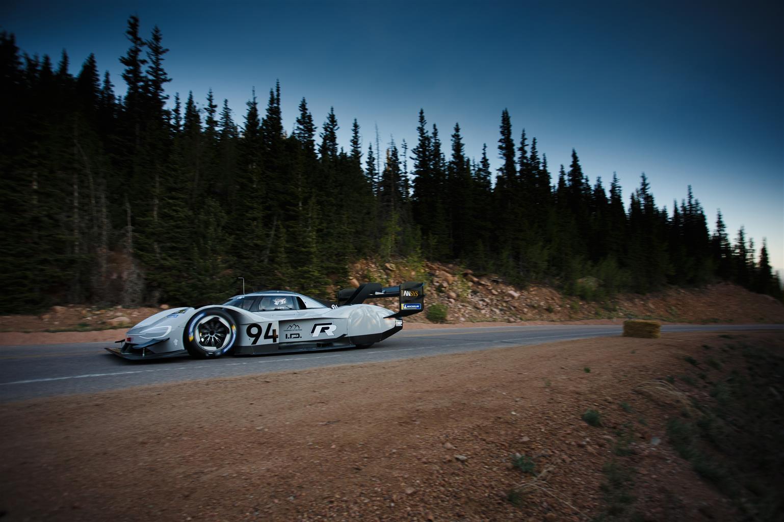Volkswagen ID R Pikes Peak - Tecnologia di propulsione