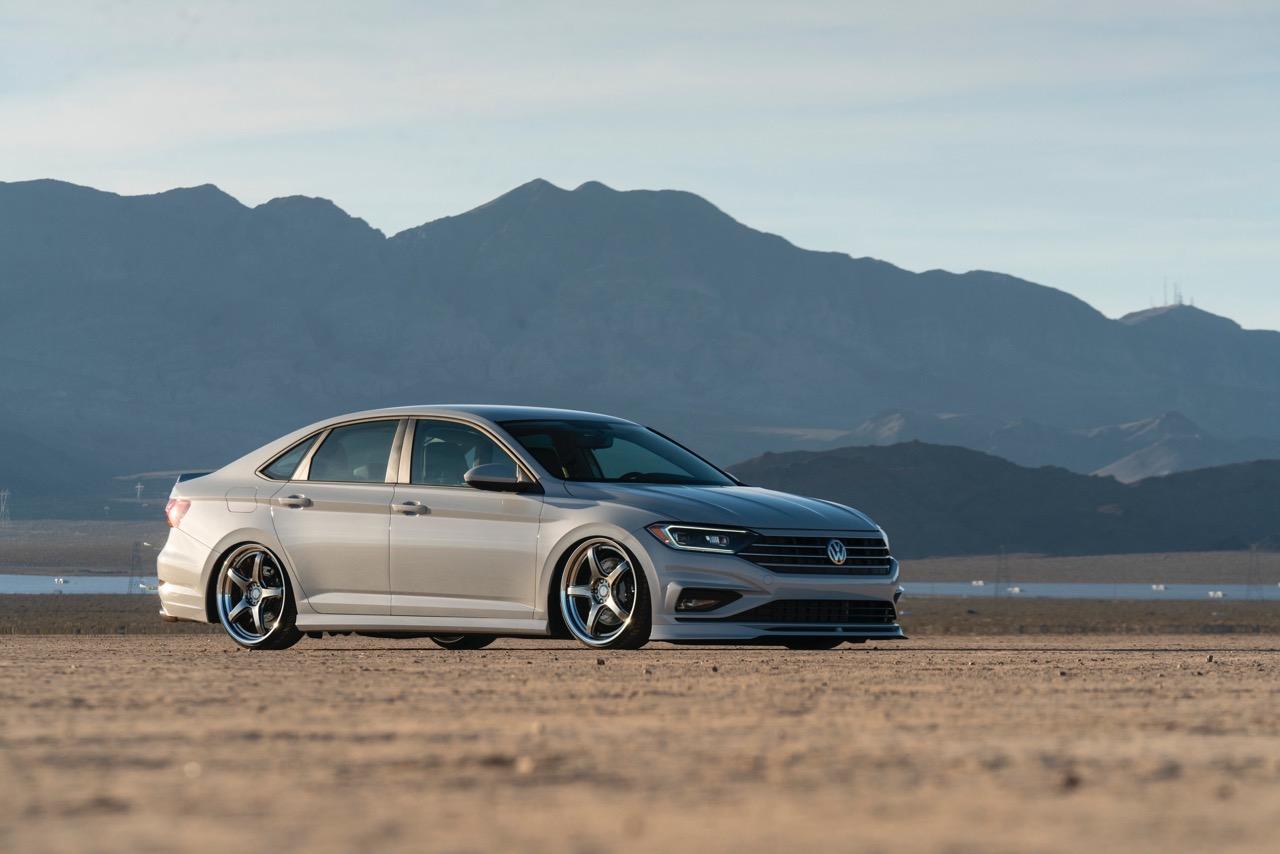 Volkswagen Jetta - SEMA 2018
