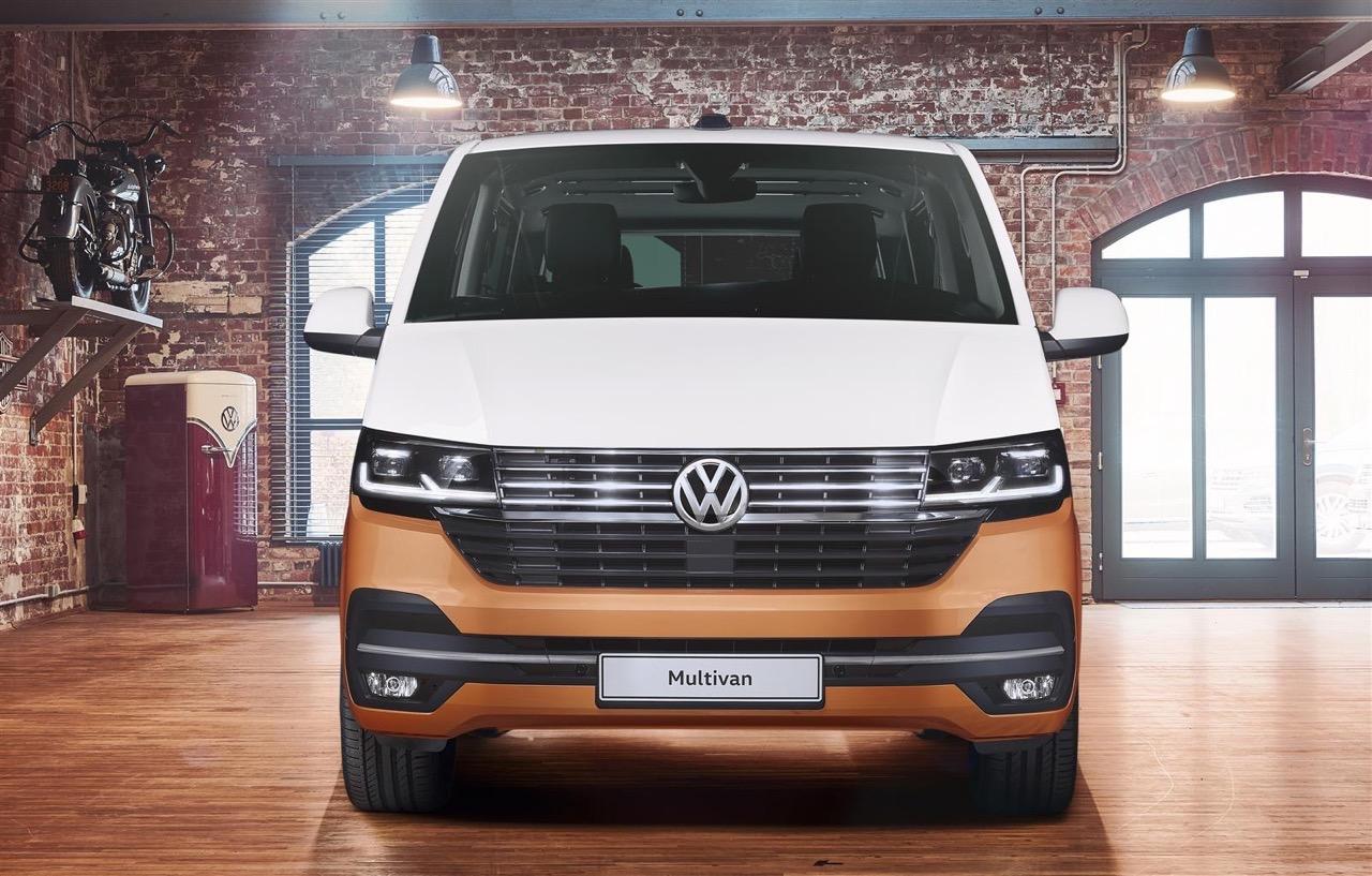 Volkswagen Multivan 6.1 - Foto ufficiali