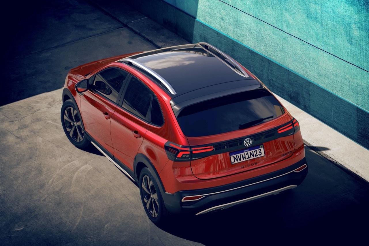 Volkswagen Nivus - Brasile 2020