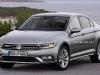 Volkswagen Passat Alltrack - render della versione sedan
