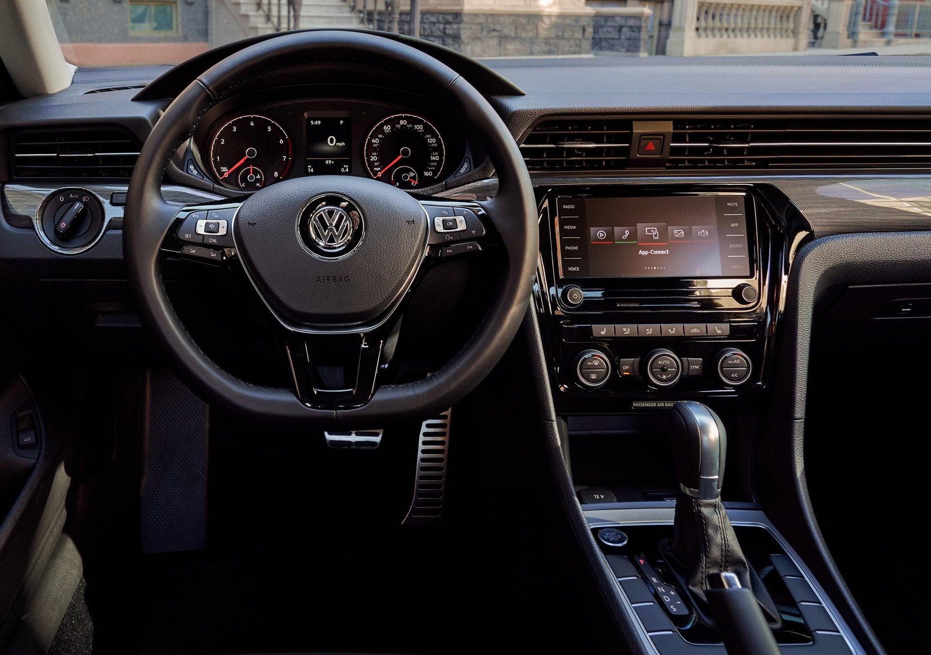 Volkswagen Passat MY 2020 - Foto leaked