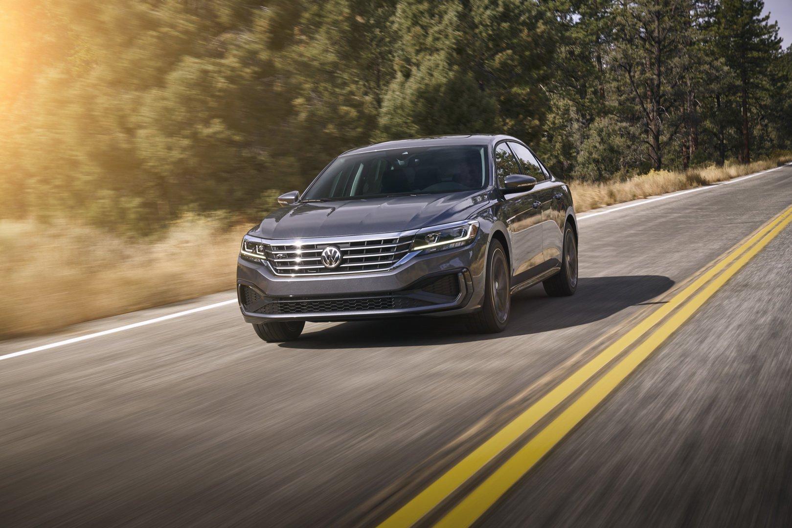 Volkswagen Passat MY 2020 - Usa