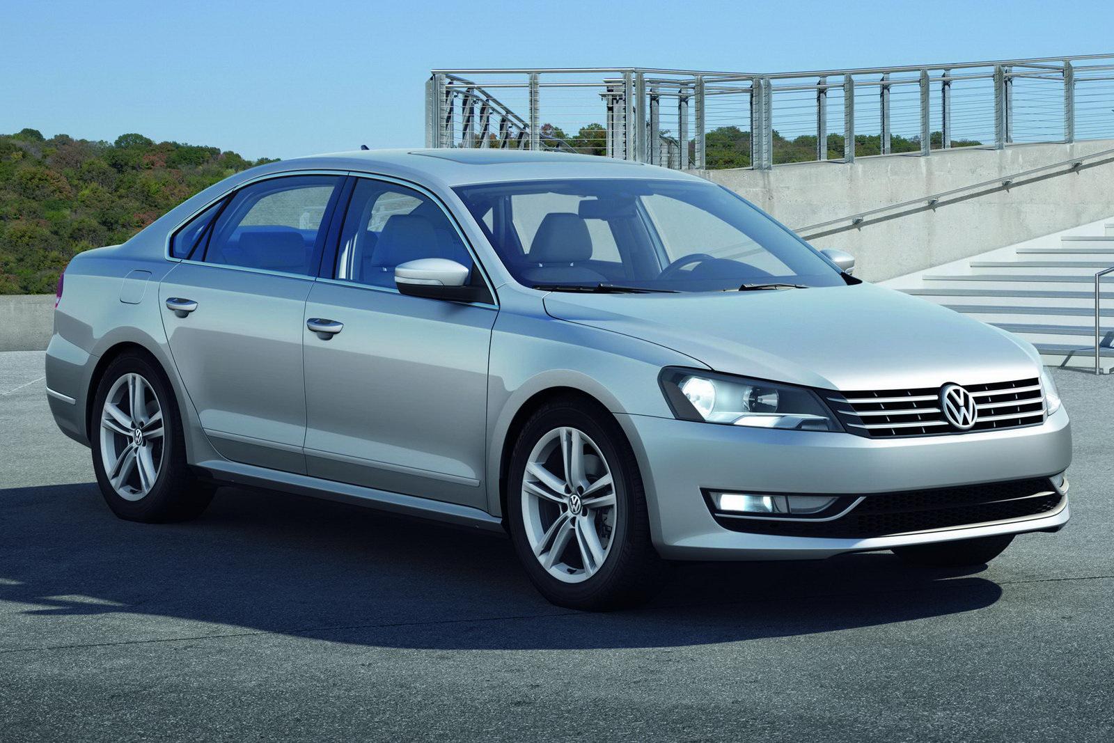 Volkswagen Passat Nms 2012 17 18