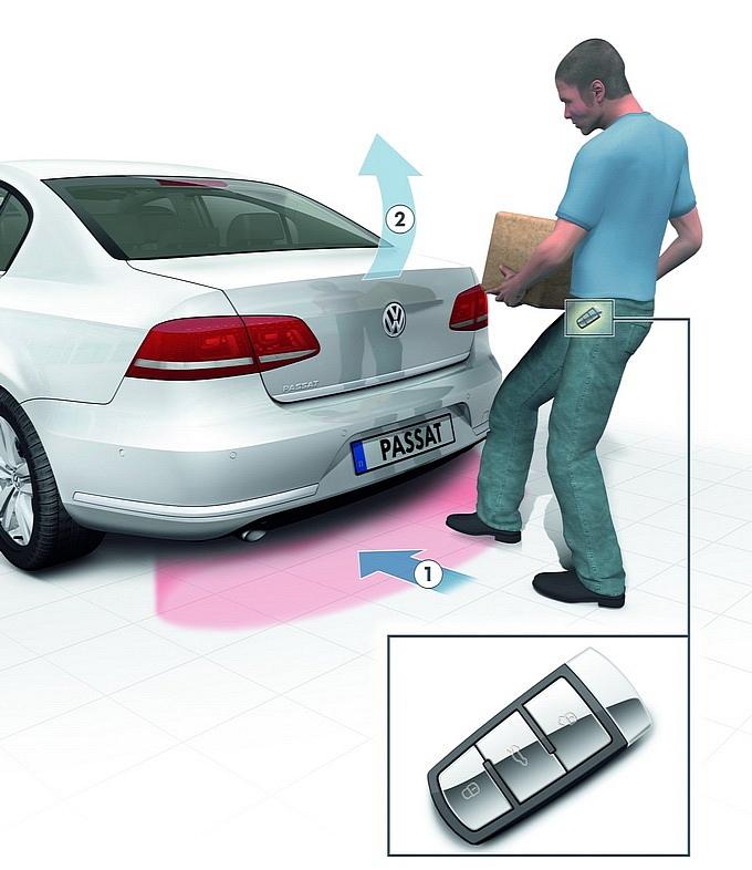 Volkswagen Passat restyling
