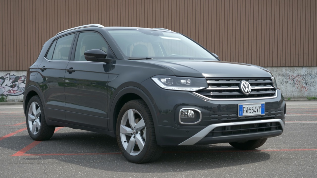 Volkswagen T-Cross 2020 - Come Va