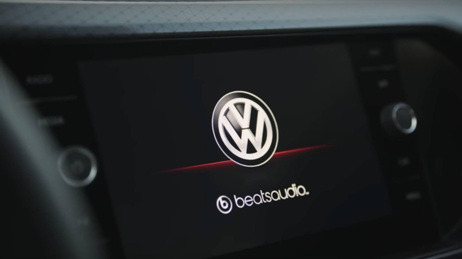 Volkswagen T-Cross - Teaser