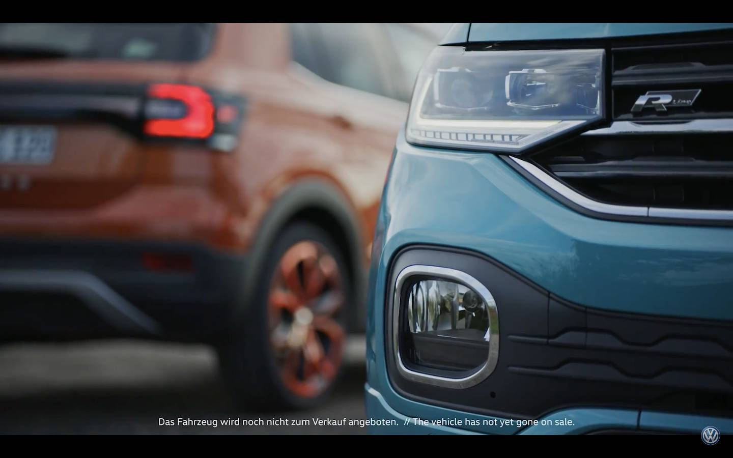 Volkswagen T-Cross - Video teaser