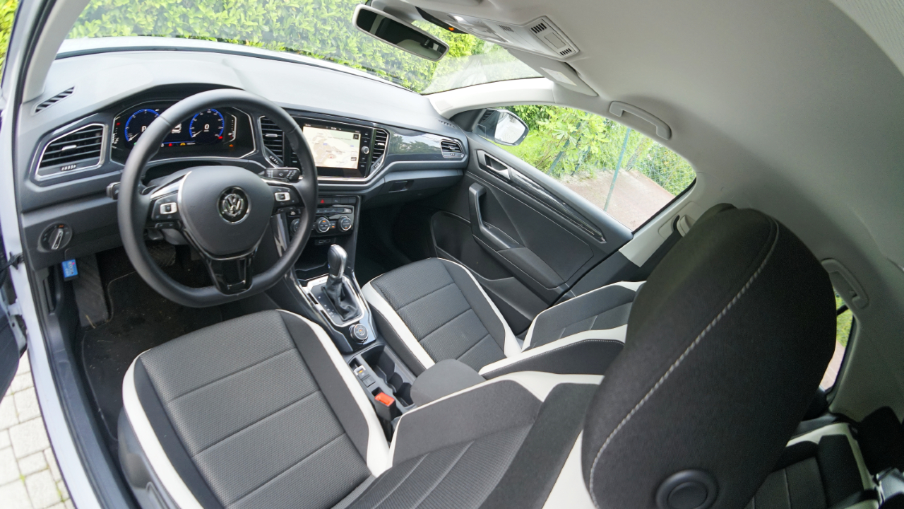 Volkswagen T-Roc Prova su strada 2018