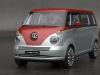 Volkswagen T1 Revival - Rendering by David Obendorfer