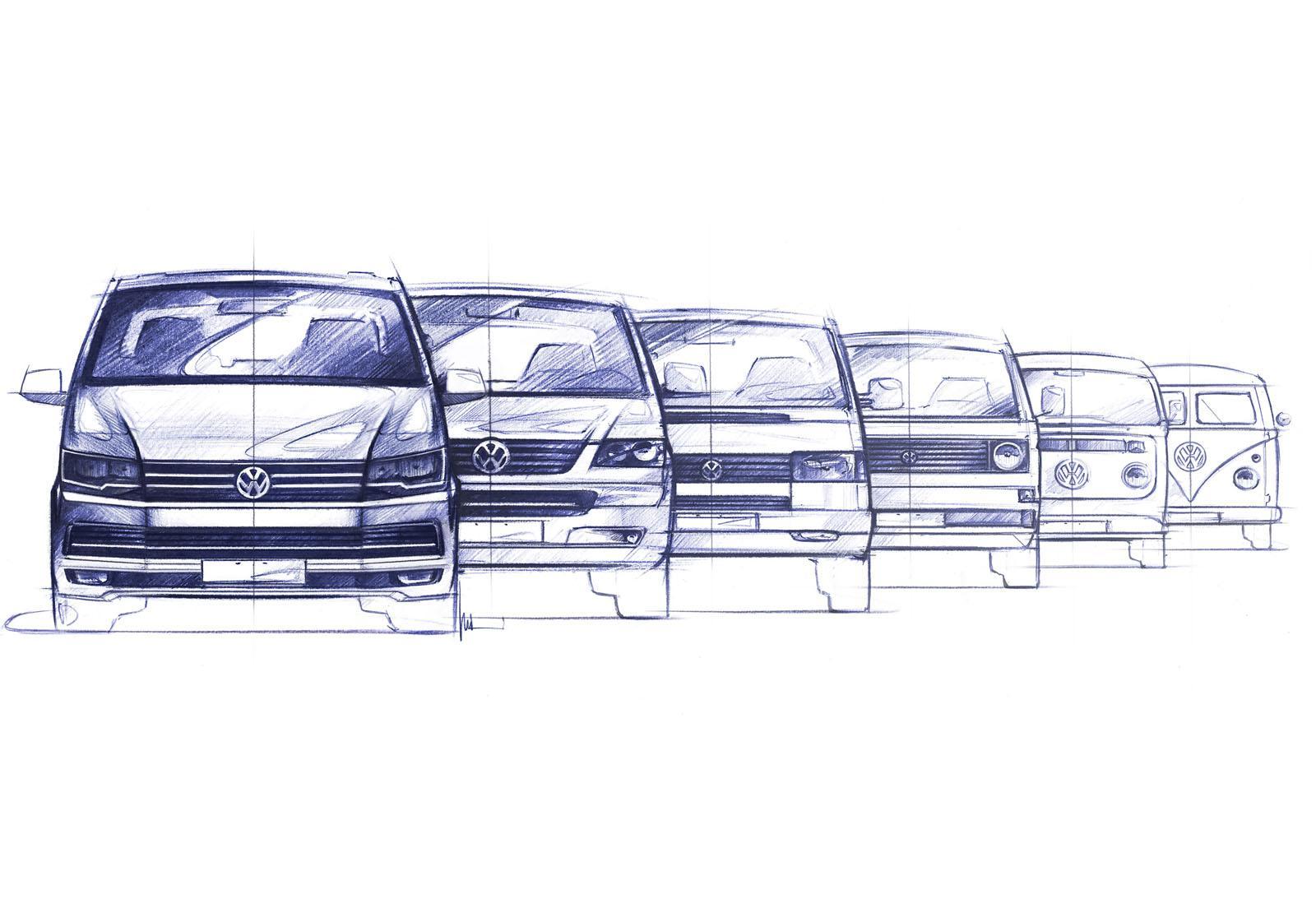 Volkswagen T6 2015