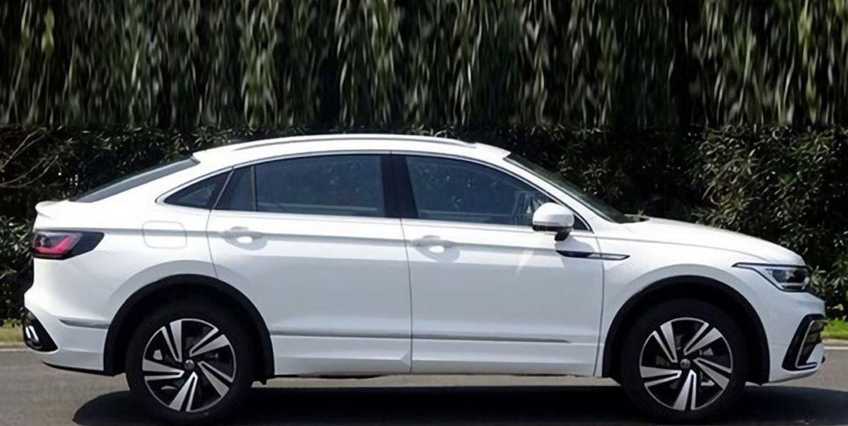Volkswagen Tiguan Coupe - Foto leaked