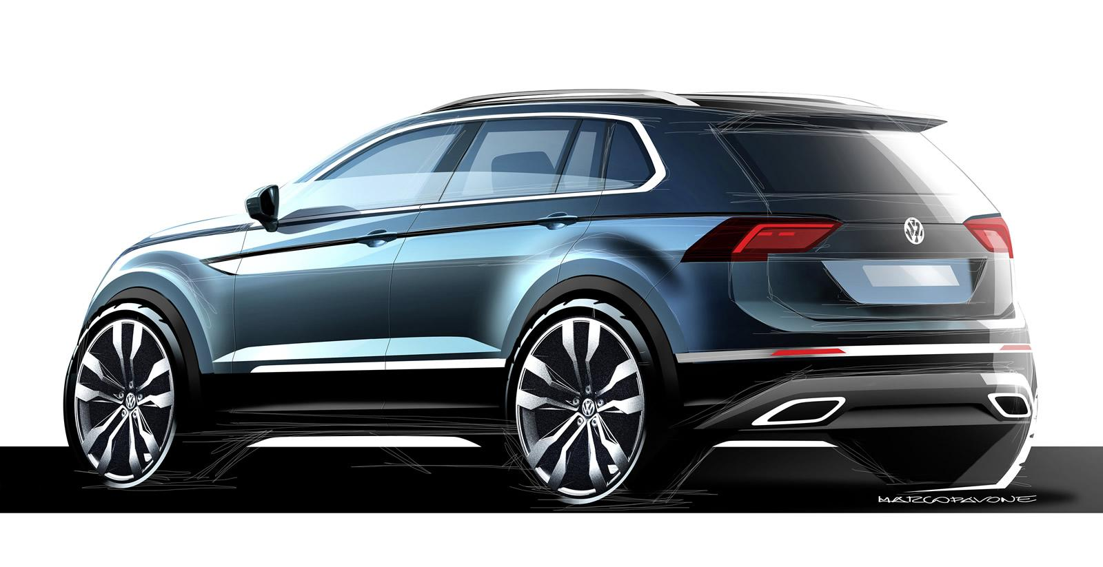 volkswagen tiguan my 2016 13 19. Black Bedroom Furniture Sets. Home Design Ideas