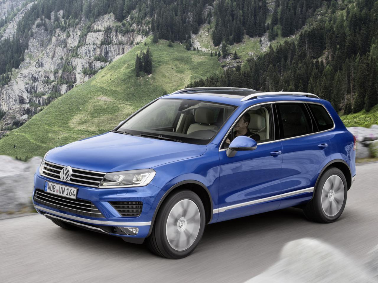 Volkswagen Touareg 2015 3 0 Tdi Foto 15 Di 21