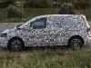 Volkswagen Touran 2016 - Foto spia 05-12-2014