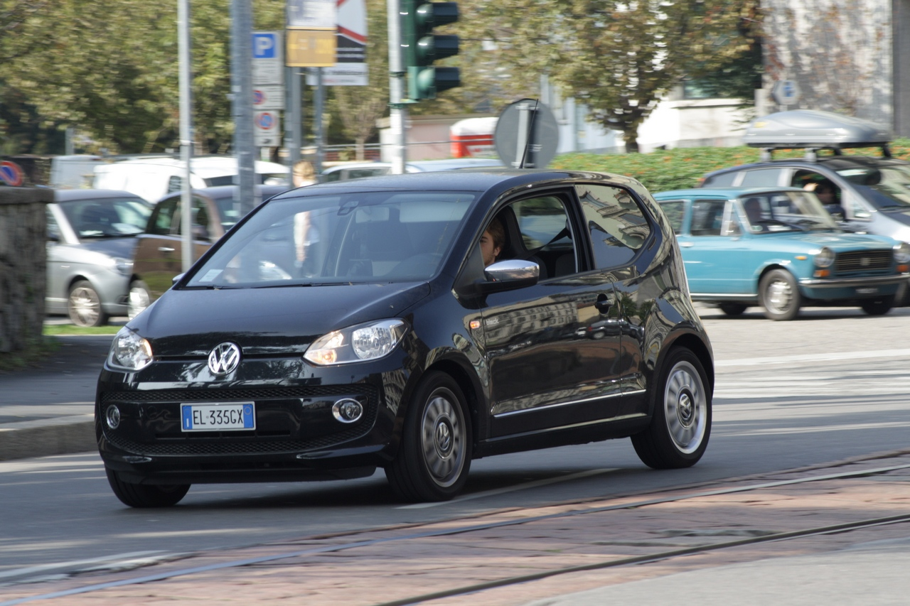 Volkswagen Up! - Prova su strada 2012 - Foto 12 di 61