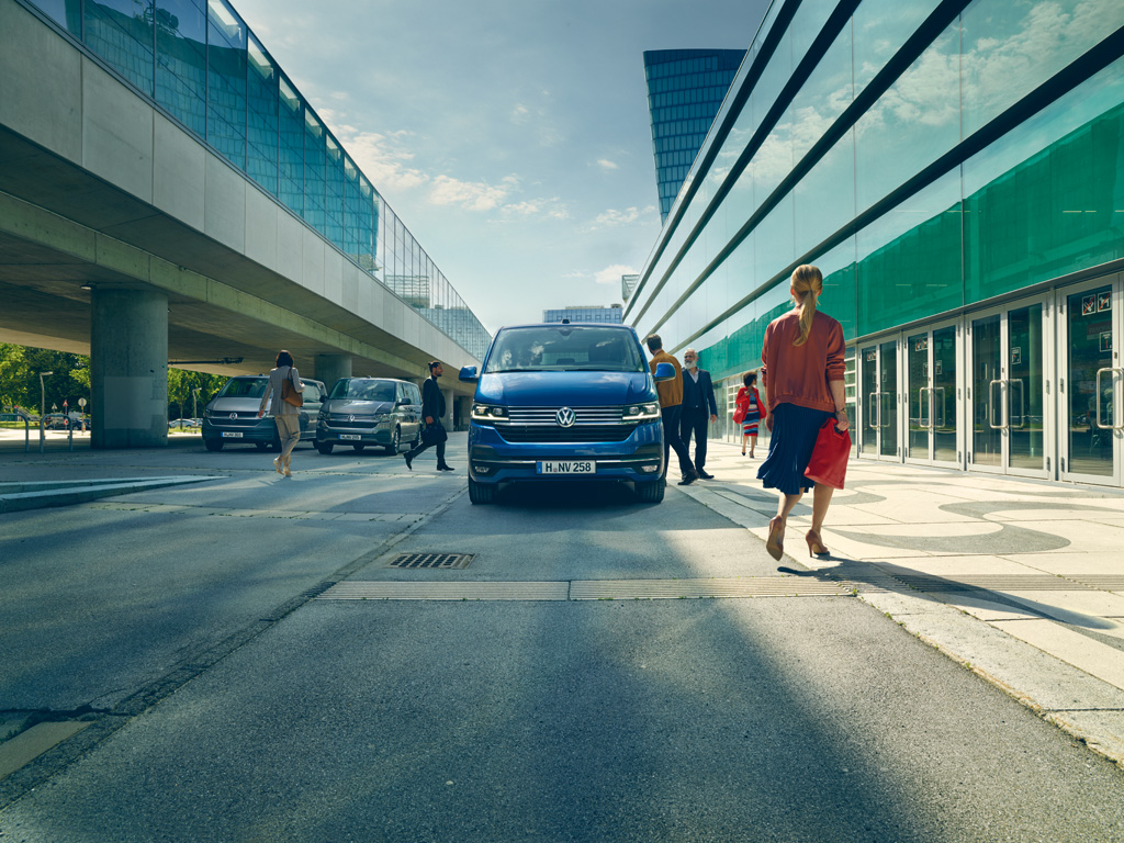 Volkswagen Veicoli Commerciali - Restyling logo