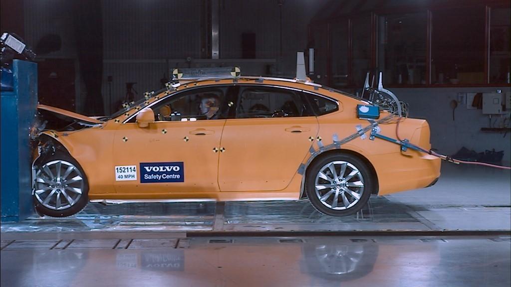 Volvo - Centro di sicurezza