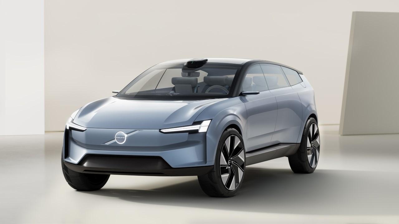 Volvo Concept Recharge - Foto ufficiali