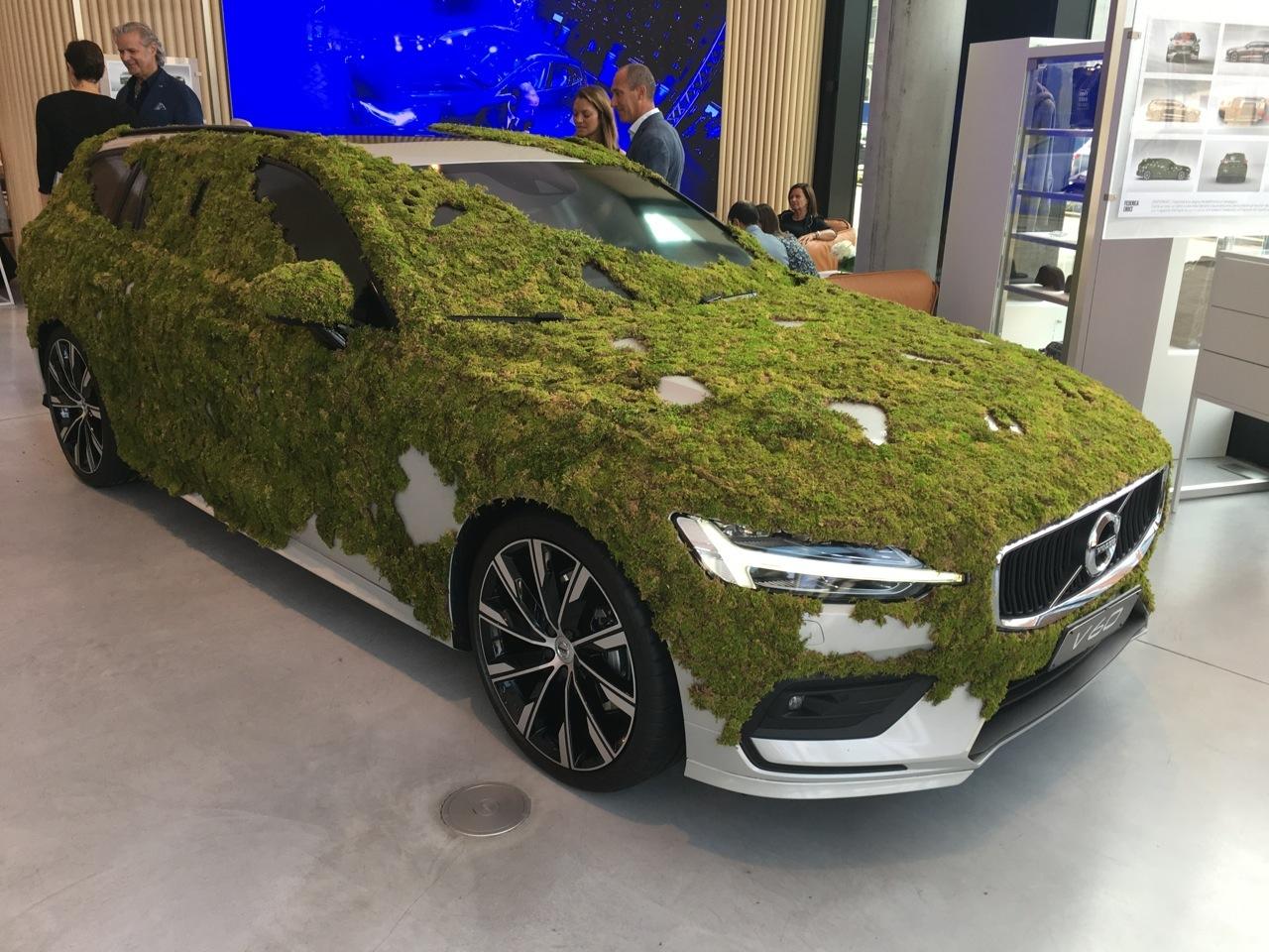 Volvo - Progetto Plasticless