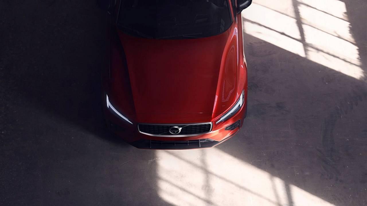 Volvo S60 MY 2019 - Teaser