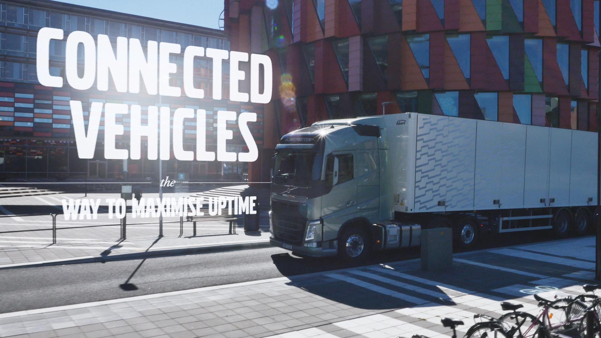 Volvo Trucks - Camion smart