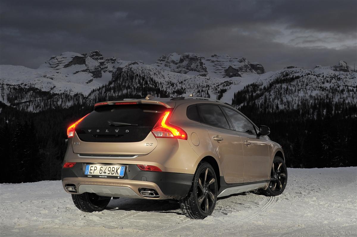 Precios de Volvo V40 Cross Country nuevos. Ofertas y