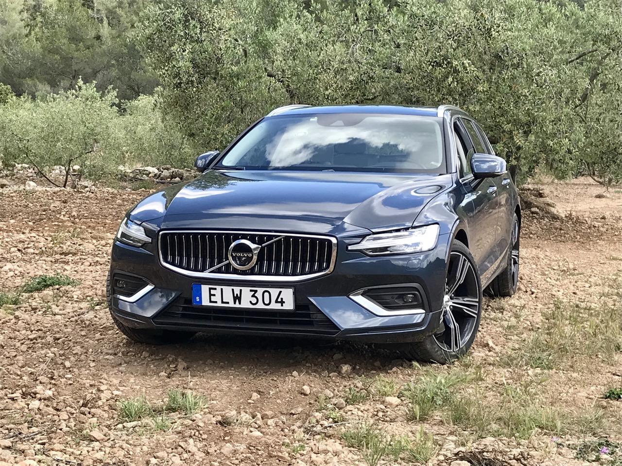 Volvo V60 MY 2018