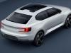Volvo XC40 e S40 Concept