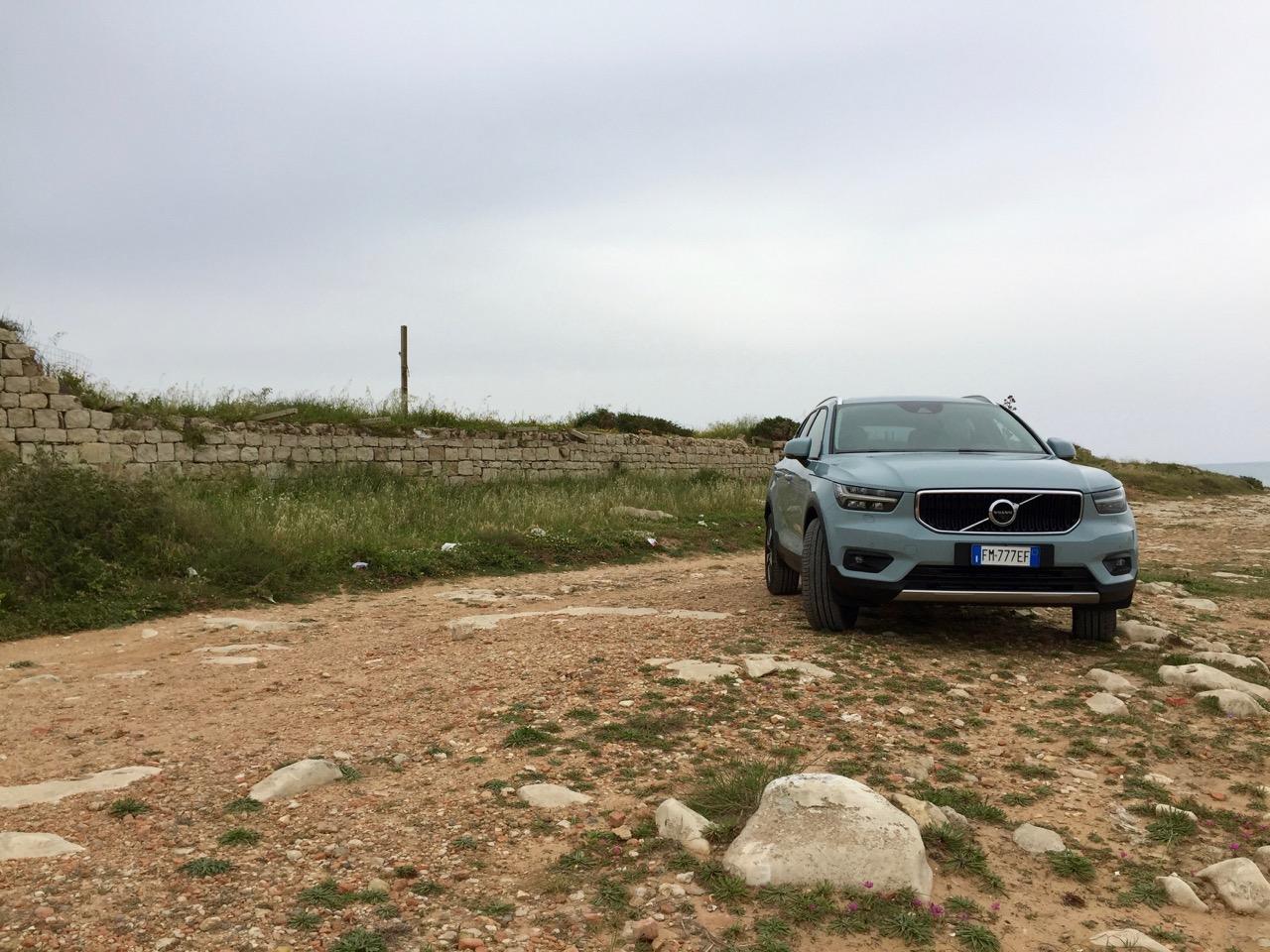 Volvo Xc40 Viaggio Nei Luoghi Del Commissario Montalbano Foto 27 Di 65