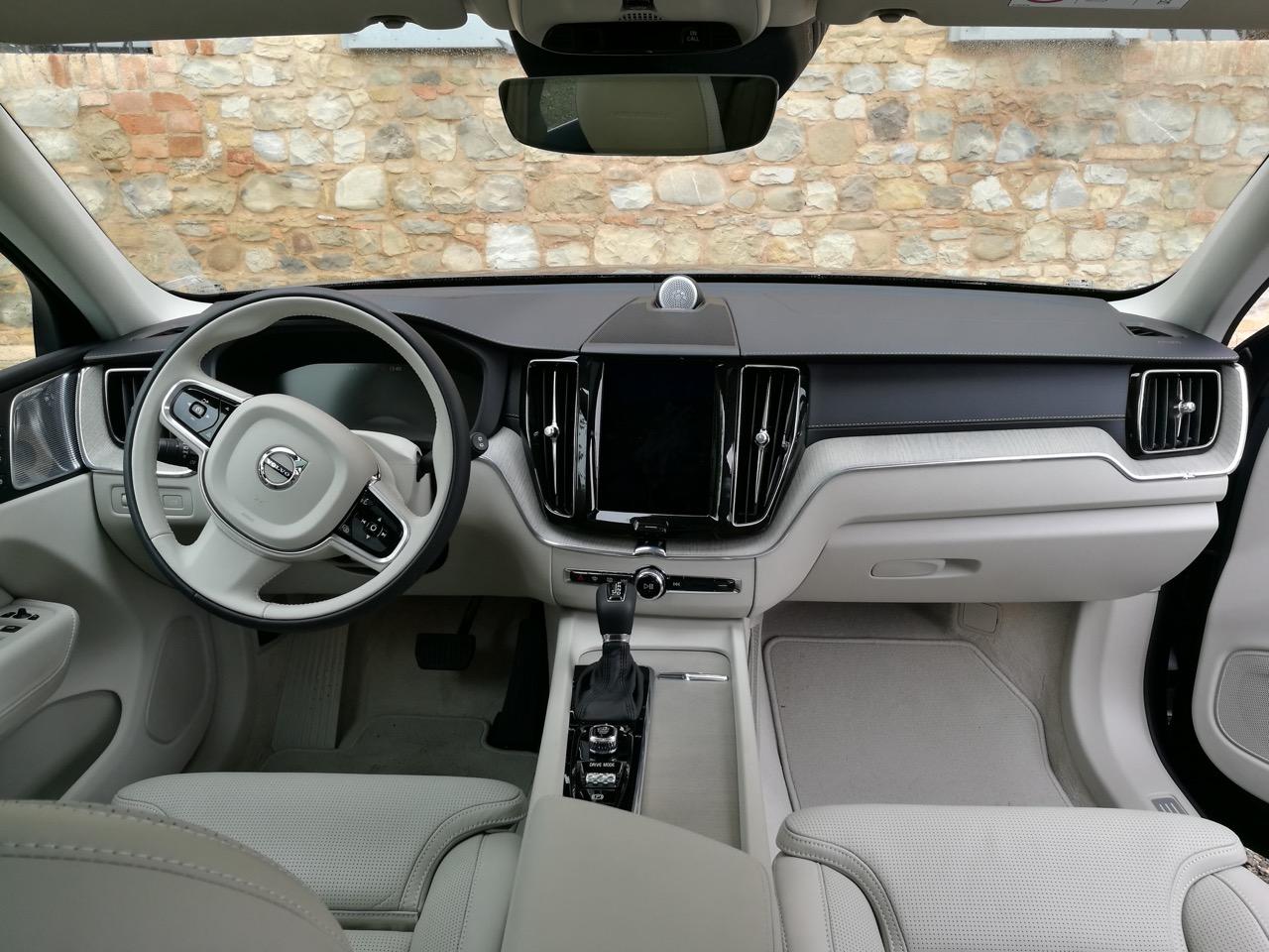 Volvo XC60 2017 - Primo Contatto