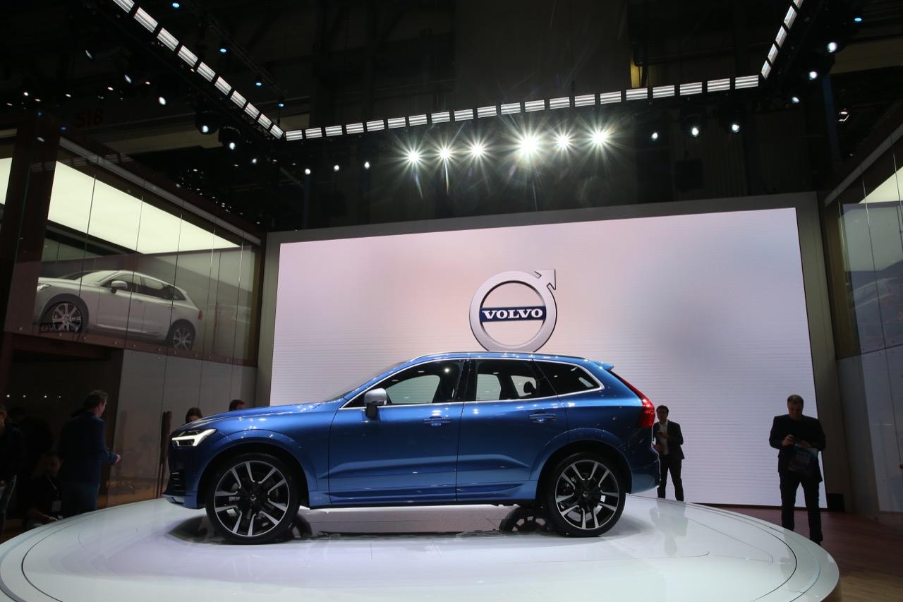 Volvo XC60 LIVE - Salone di Ginevra 2017