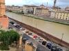 Voragine sul Lungarno Torrigiani di Firenze