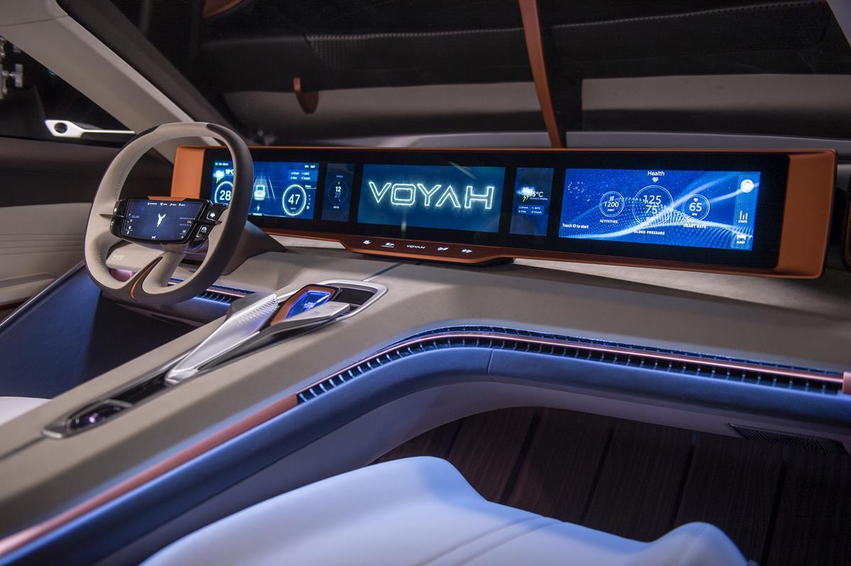 Voyah i-Land Concept
