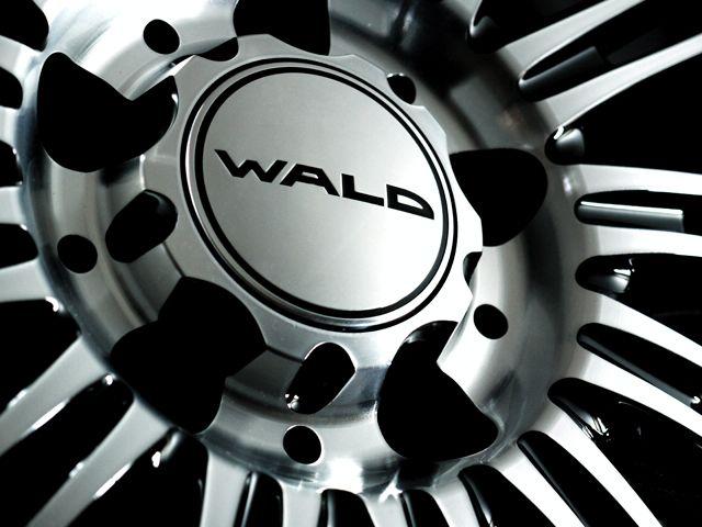 Wald International Lexus LS460 Facelift