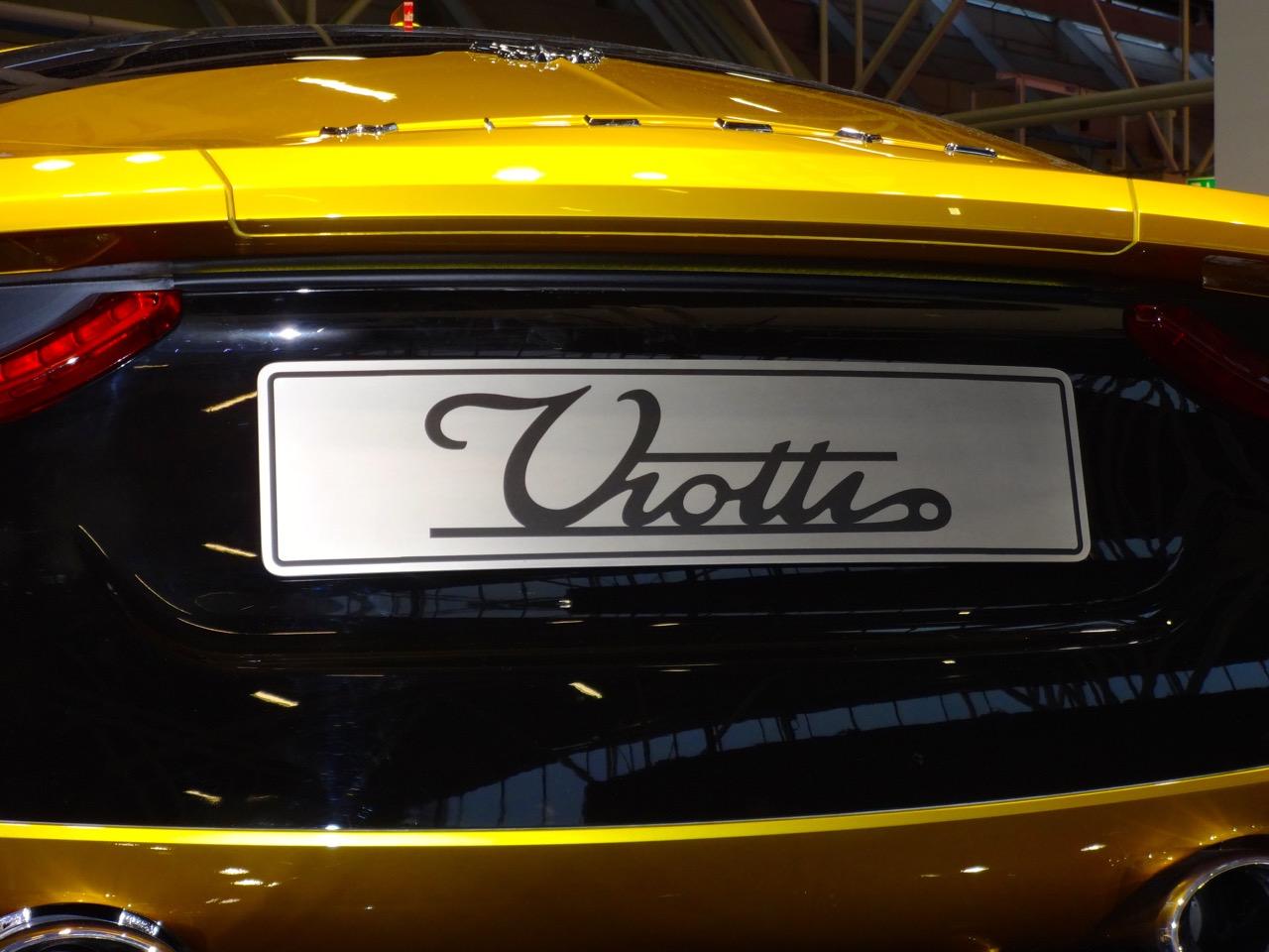 Willys AW 380 Berlineta Viotti - Motor Show 2014